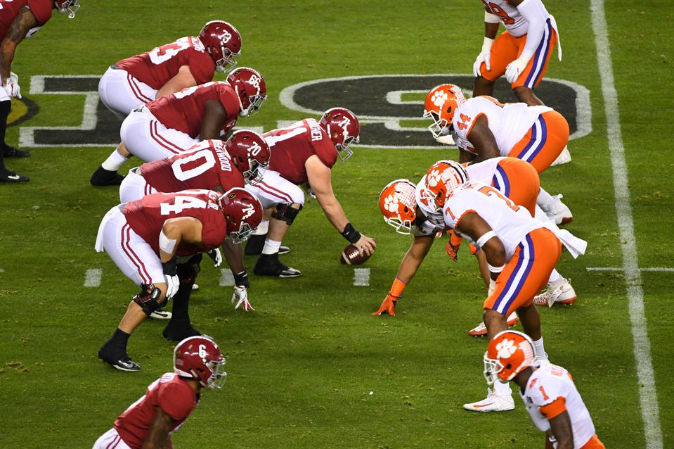 How Two Programs Have Made College Football Playoffs A Joke