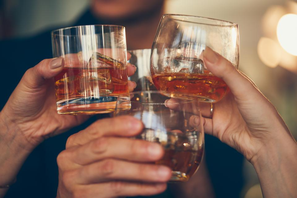 You're A Whisky Expert? Not After Two Bourbons And Some Scotch