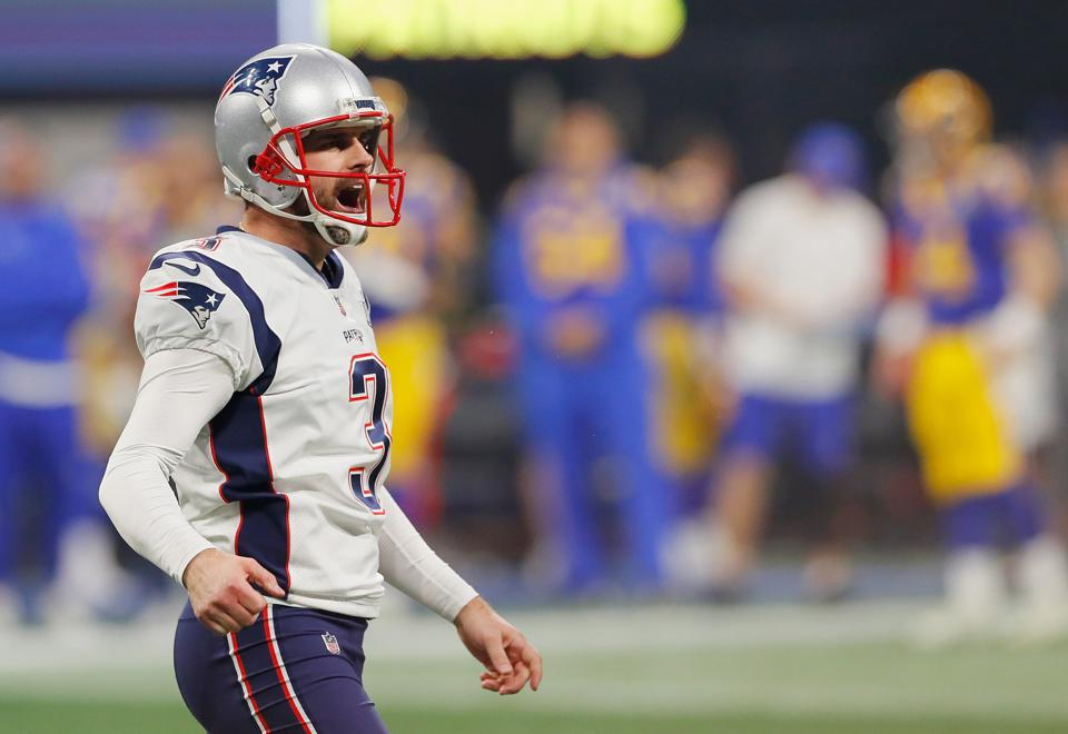 Patriots' Use Of The Franchise Tag Has Dwindled, But Stephen Gostkowski Has A Case