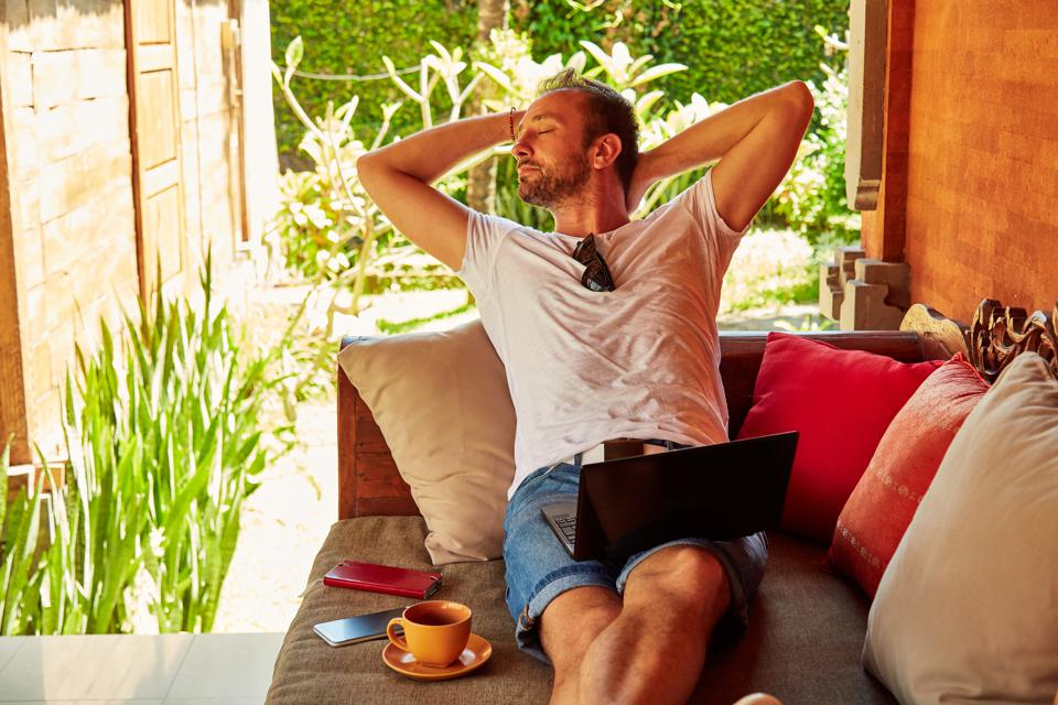 7 Steps To Financial Freedom: The Sit Back And Relax Retirement Plan
