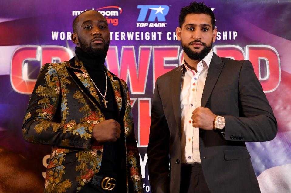 Terence Crawford vs. Amir Khan Preview: Fight Odds, Undercard and Predictions