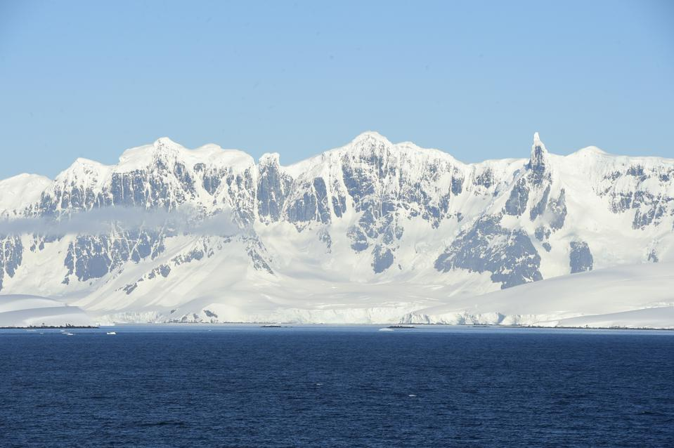 How Much Has Antarctica's Ice Mass Loss Increased Since 1979?