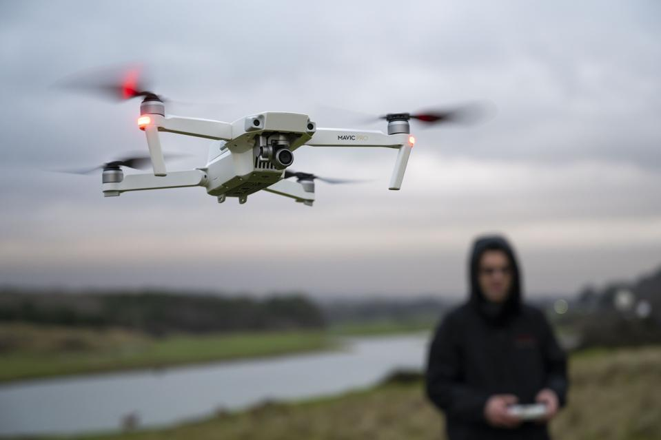 How Much Of A Threat Do Drones Pose To Air Travel? Here's What You Should Know