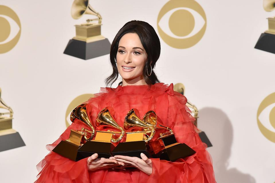 Kacey Musgraves Returns To The Top 10 Following Her Huge Night At The Grammys