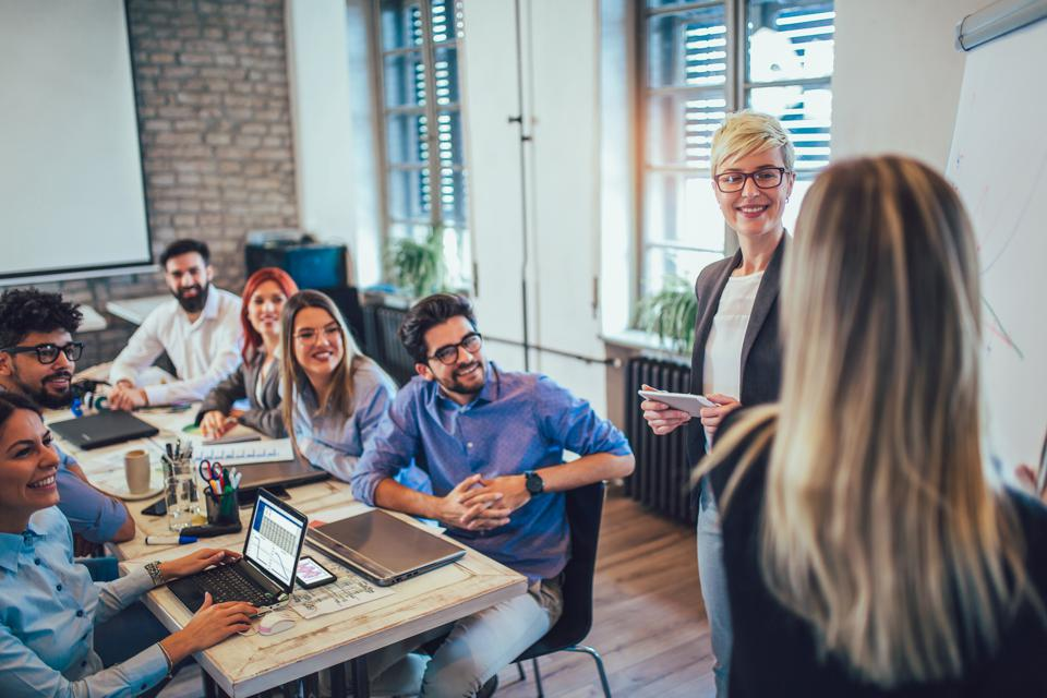 Three Ways To Support Your Team's Success Through Leadership