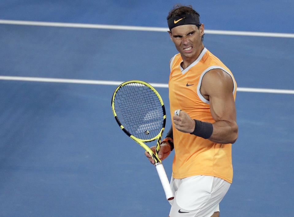 Rafael Nadal, Novak Djokovic Appear Headed Toward Australian Open Final Collision