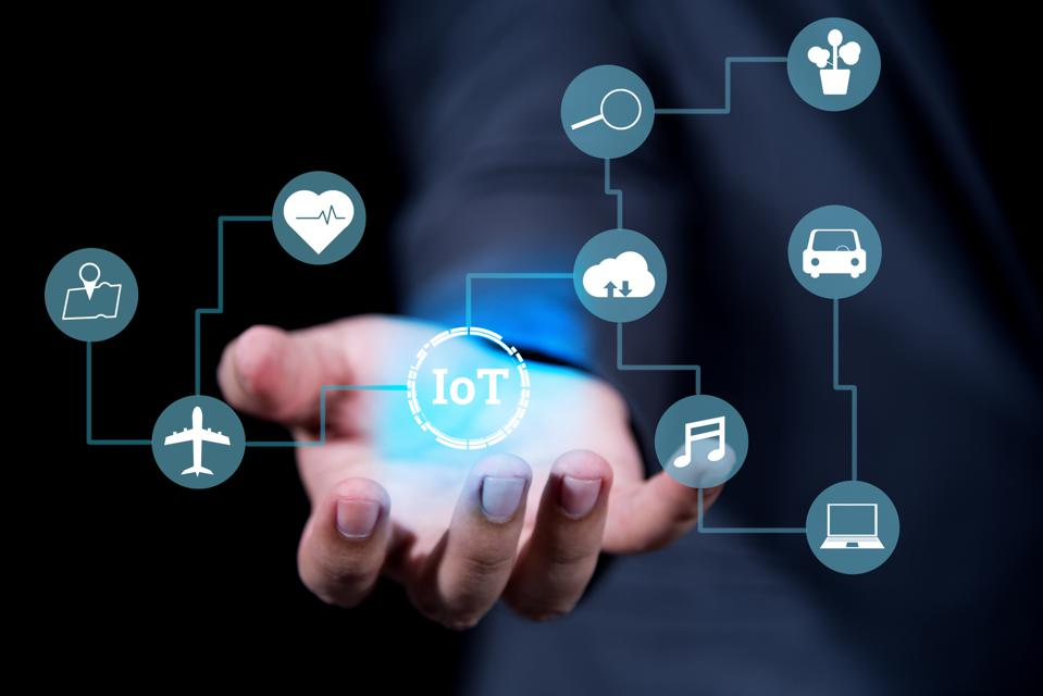 IoT Will Have The Most Impact On Business In The Next Five Years, Survey Says