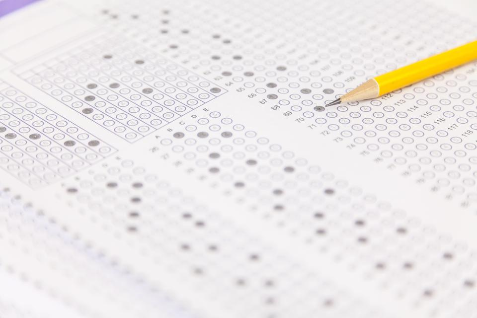 Let's Remove Teachers' Blindfolds When It Comes To Standardized Testing