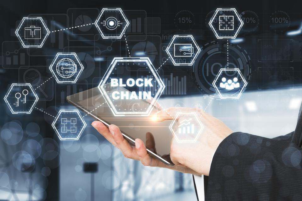 Blockchain Contract Management -- A Perfect Application