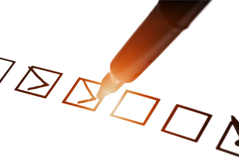 Two Powerful Types Of Checklists You Must Use