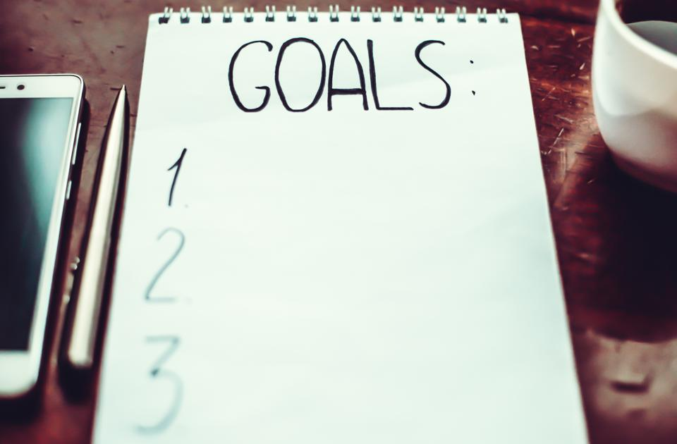 Want To Achieve Your Goals? Use These 4 Strategies