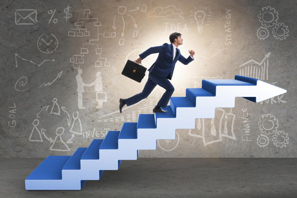 How Leaders Really Get To The Top