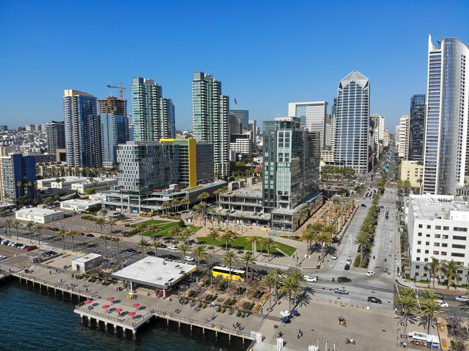 Downtown San Diego Is Booming. Here's Why