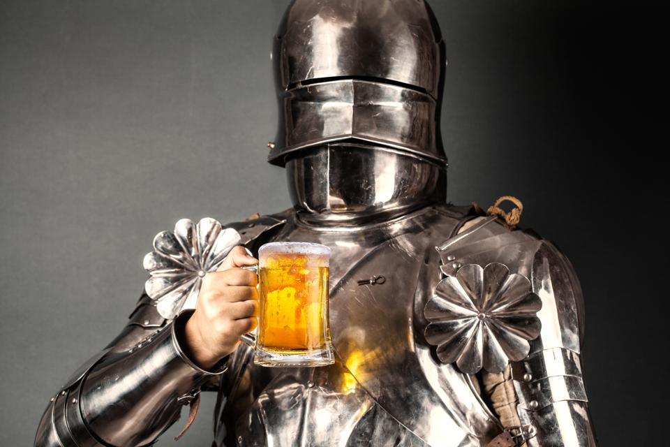 Bartender, One Beer From The Middle Ages Please