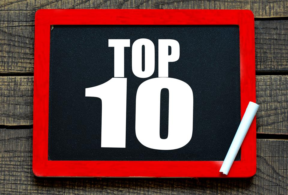 These Are The Top 10 Mutual Funds -- How Many Are In Your 401(k) Plan?