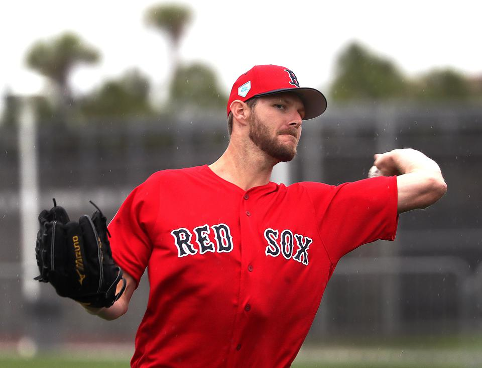 Chris Sale Extension Gives Red Sox Chance To Keep Core Together If Teammates Follow His Lead