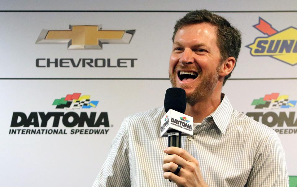 Dale Earnhardt Jr. Talks About His Struggle To Quit Smoking