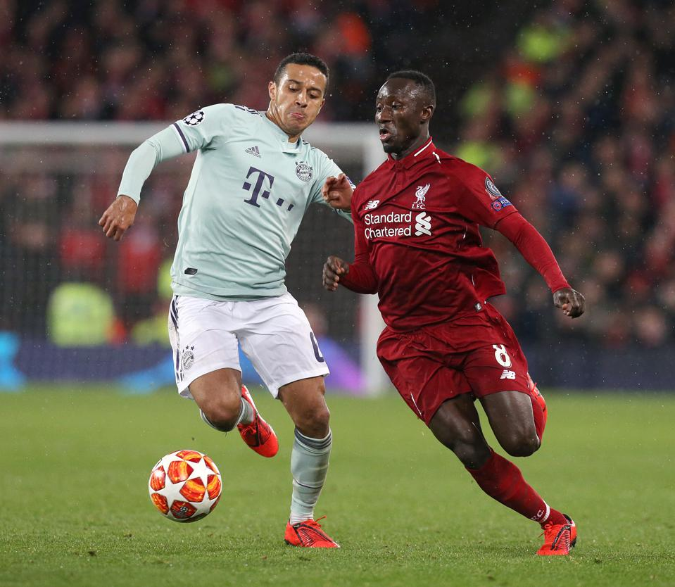 Liverpool Or Bayern: Who Holds The Advantage After The First Leg?