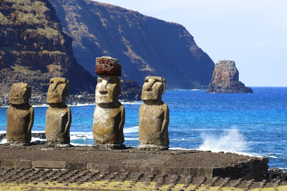 Easter Island Statues May Have Been Erected As 'Guardians' Of Groundwater Sources