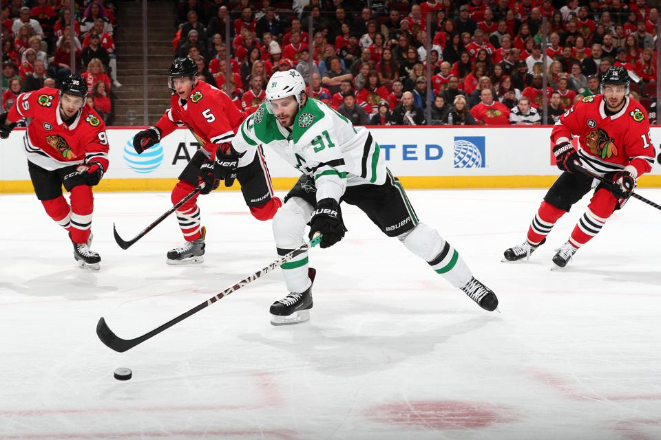 Handicapping The NHL's Western Conference Playoff Race