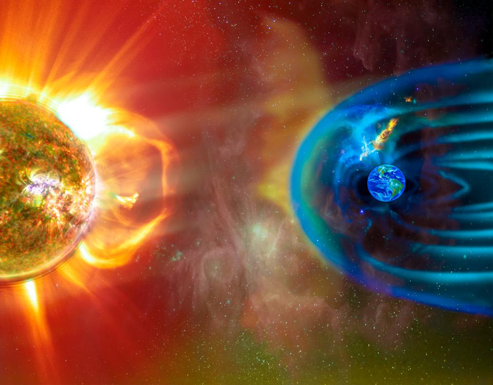 Ice Cores Reveal Massive Geomagnetic Storms Hit Earth About 2,600 And 1,300 Years Ago