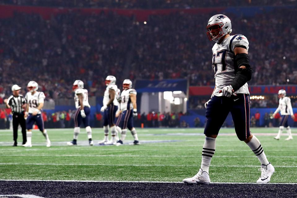 Rob Gronkowski's Patriots Presence Proved Immeasurable