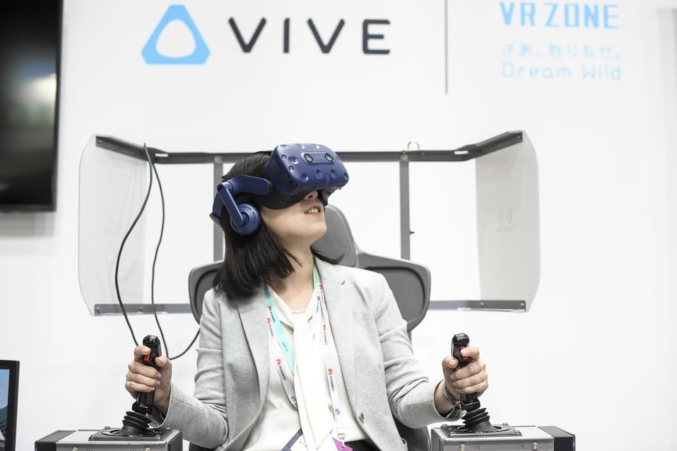 HTC's Latest VR Effort Promises Sharper Images, But Its Market Appeal Is Unclear