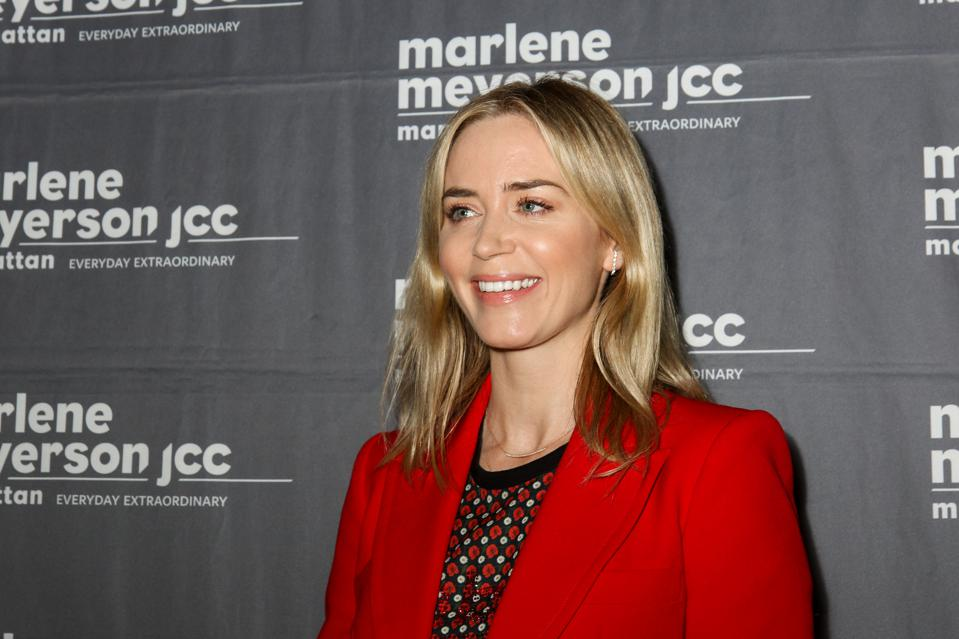 Emily Blunt Is Rumored To Play Disabled Woman and Here's Why She Shouldn't