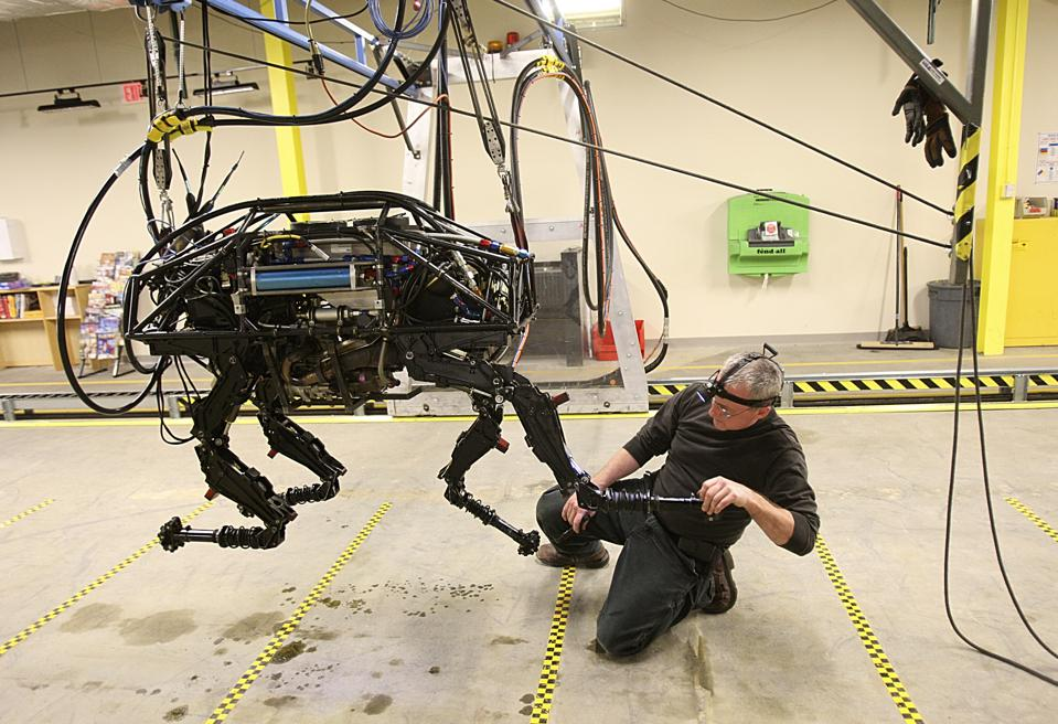 DARPA To Fund New AI Concepts With Millions