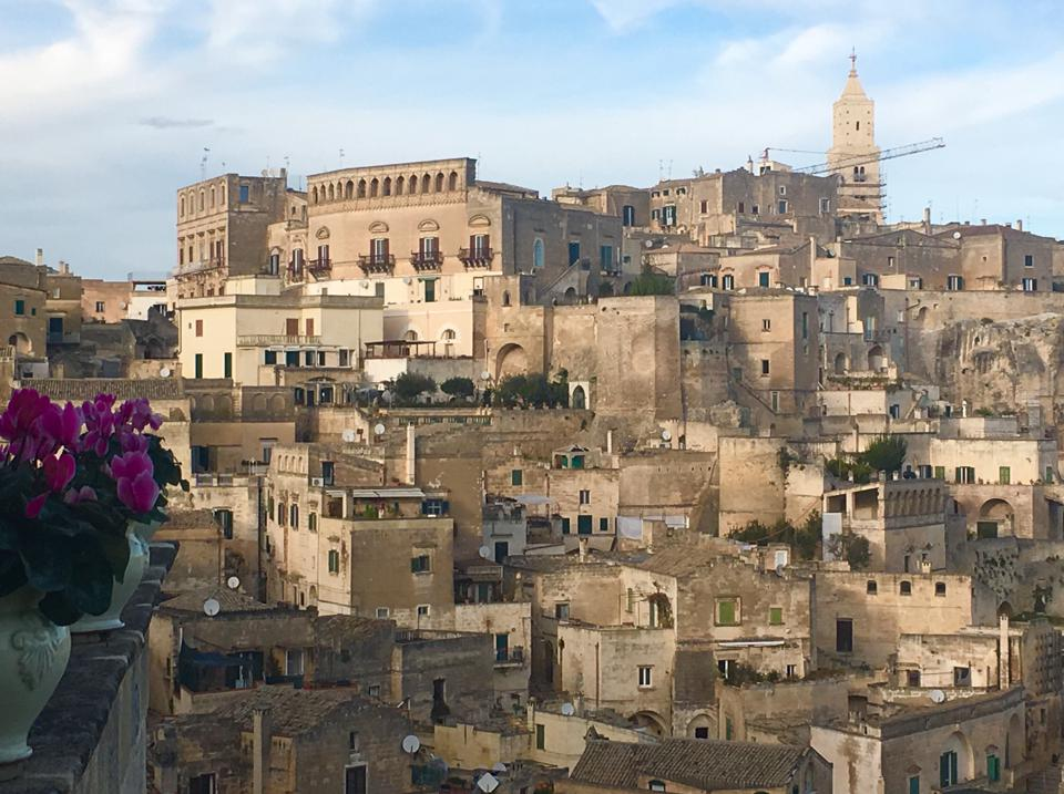 Matera, Italy -- With Cave Hotels And Rustic Food -- Just Chosen 2019 European Capital Of Culture