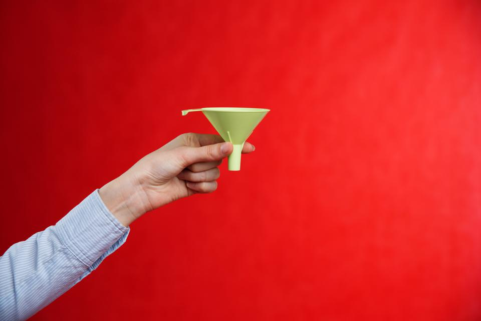 Marketers Move Down The Funnel