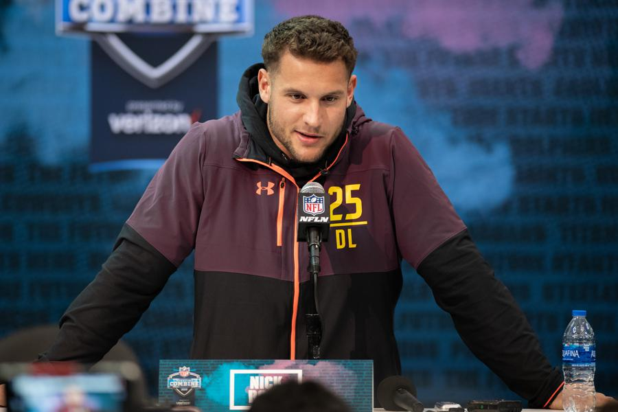 2019 NFL Draft Odds & Prop Bets: Wagers Favoring Bosa Over Murray For No. 1 Pick