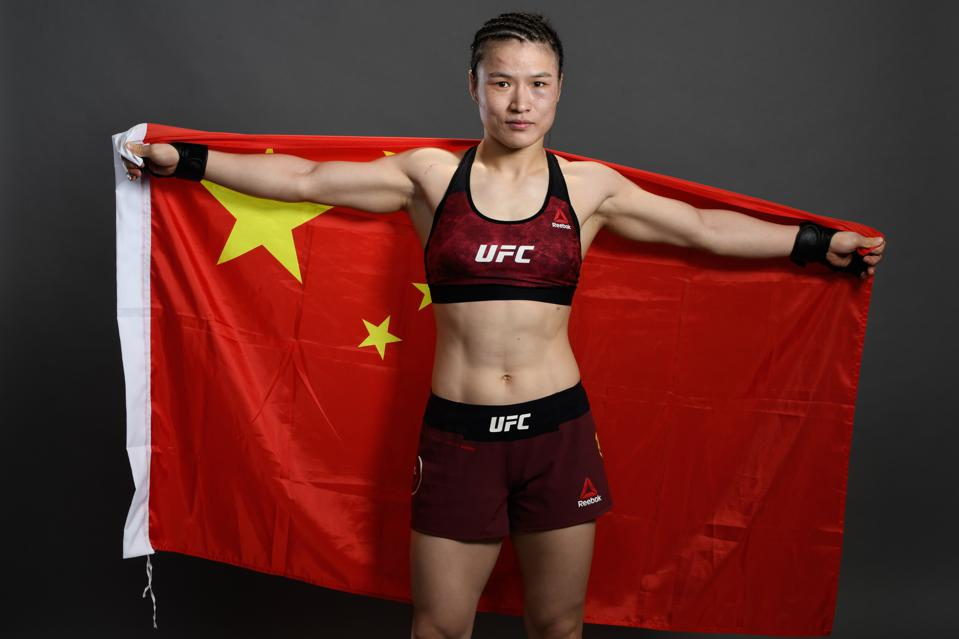 UFC Extends Its Reach Into China With Shenzhen Event