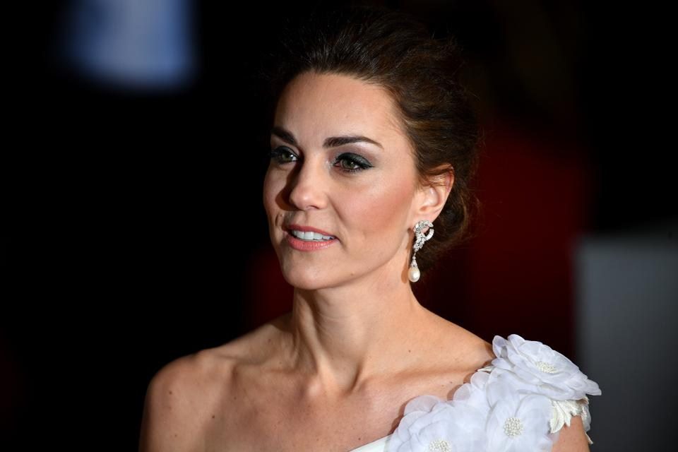 Diamonds Continue To Dazzle At The 2019 BAFTAs