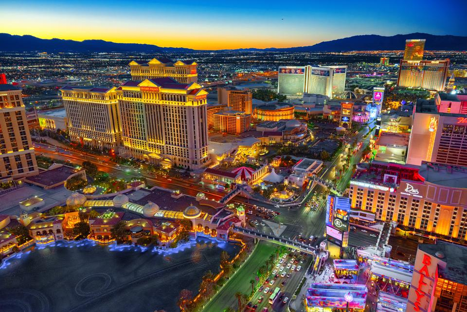 The Very Best Of Las Vegas 2019 For Every Budget
