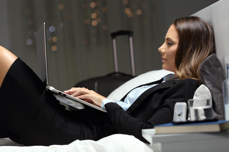 The Percentage of Women Traveling for Business Is Rising