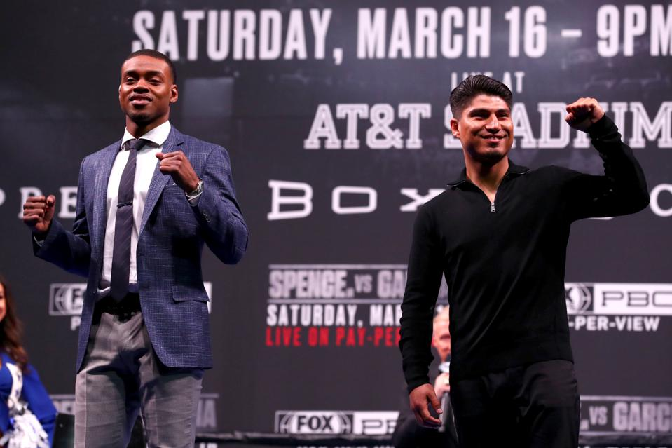 Errol Spence Jr. Vs. Mikey Garcia: Will Welterweight ChampionshIp Showdown Live Up To The Hype?