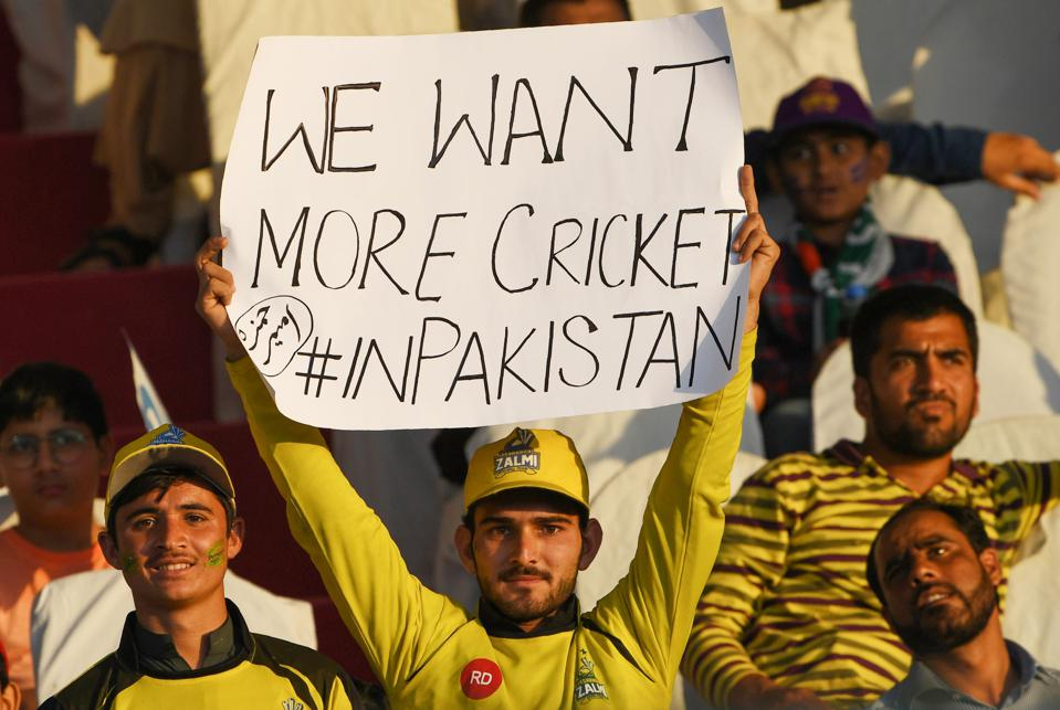 Cricket Slowly Returning To Pakistan And Bringing Happiness For Millions Of Fans