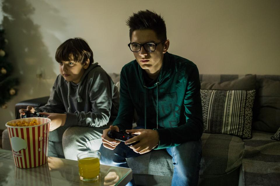 Gaming's Future: New Devices And Business Models For New Networks