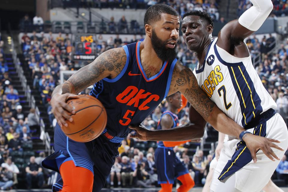 Oklahoma City Thunder 2018-19 Season Evaluation: Markieff Morris