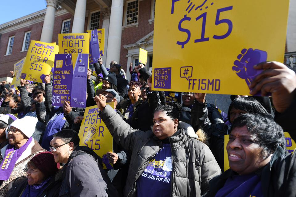 People Who Want Smaller Government Need To Look At Higher Minimum Wages