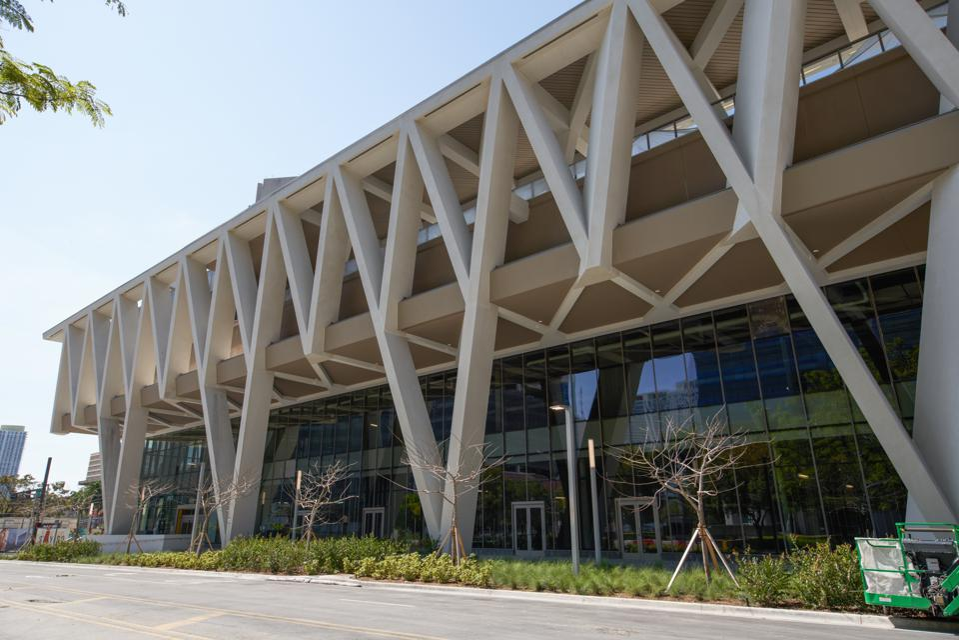 Sir Richard Branson Debuts Virgin MiamiCentral Station And Virgin Trains USA