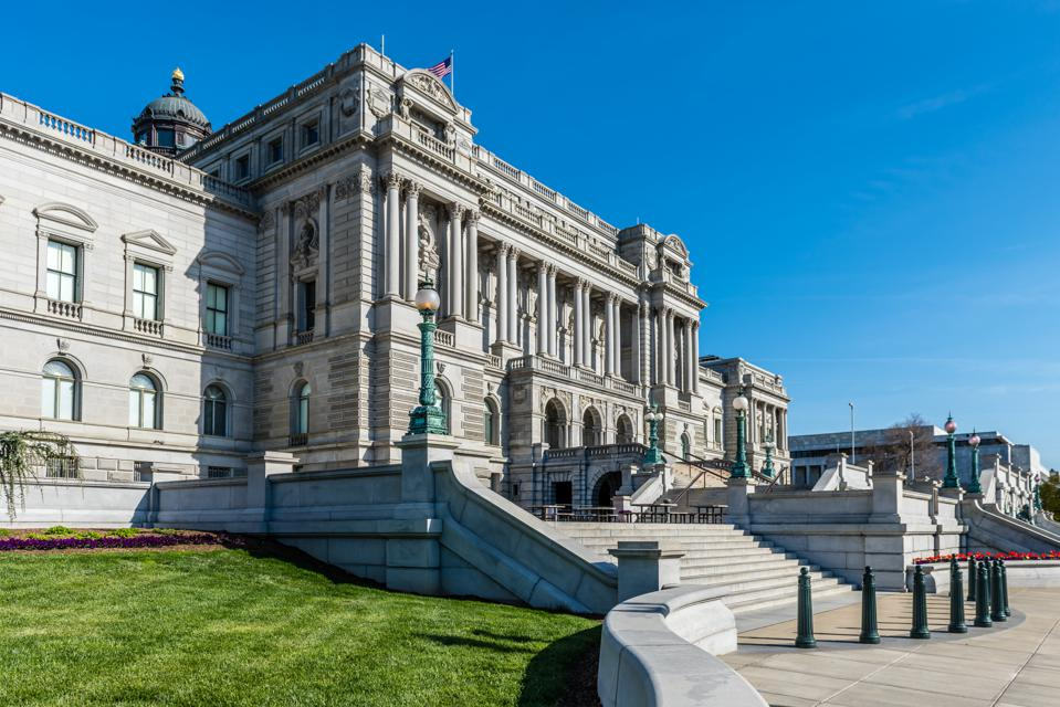 Will The Library Of Congress Ever Become Available Online?