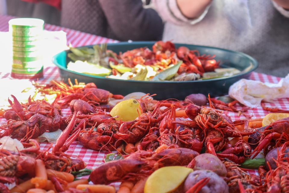Louisiana Native Chef James Reedy Dishes On Repurposing Crawfish Boil Leftovers