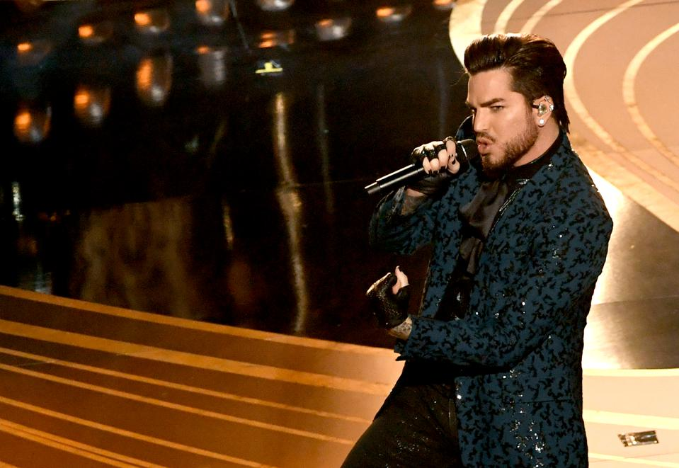 Who I Am: Adam Lambert On Bowie, Burning Man, Gaga, Queen, The Who And More