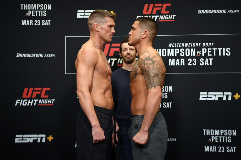 UFC Fight Night 148 Results: Winners, Highlights, Analysis And News From Nashville