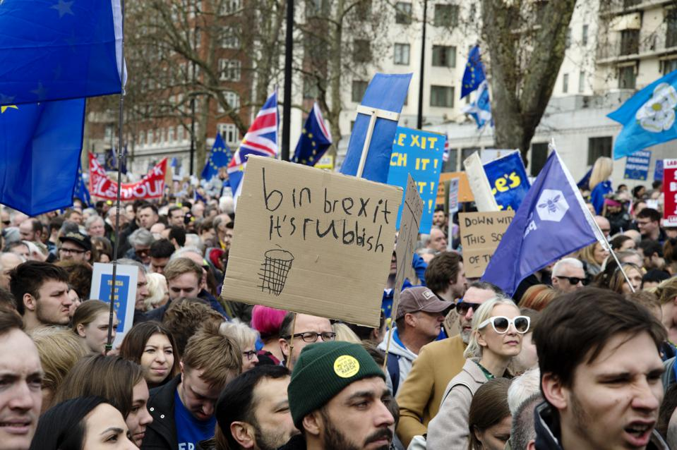 Everyone Is Fed Up With Brexit