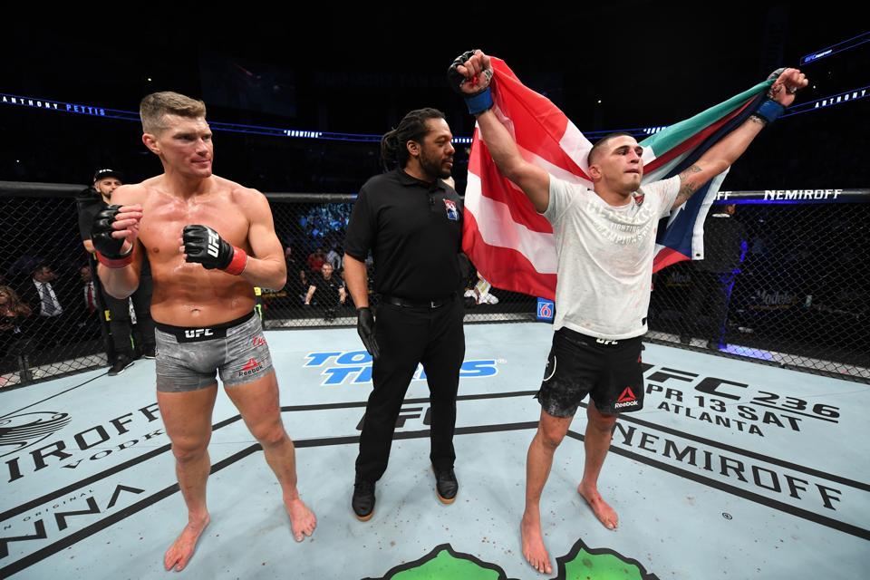 UFC Fight Night 148 Results, Bonus Winners, Attendance And Gate From Nashville