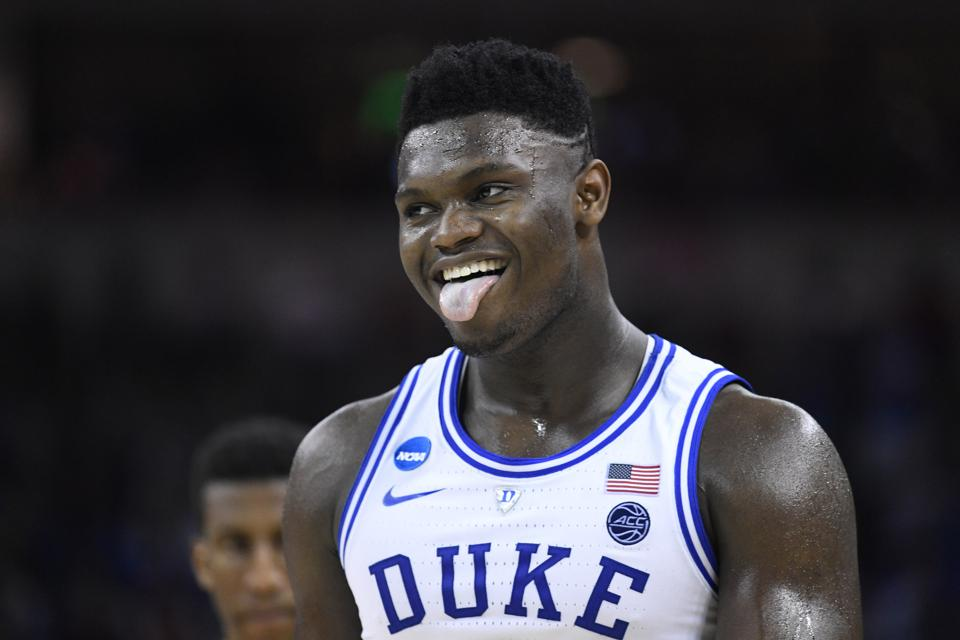 NCAA Tournament Sweet 16: Odds, Predictions For Perfect March Madness Bracket, Zion Williamson, More