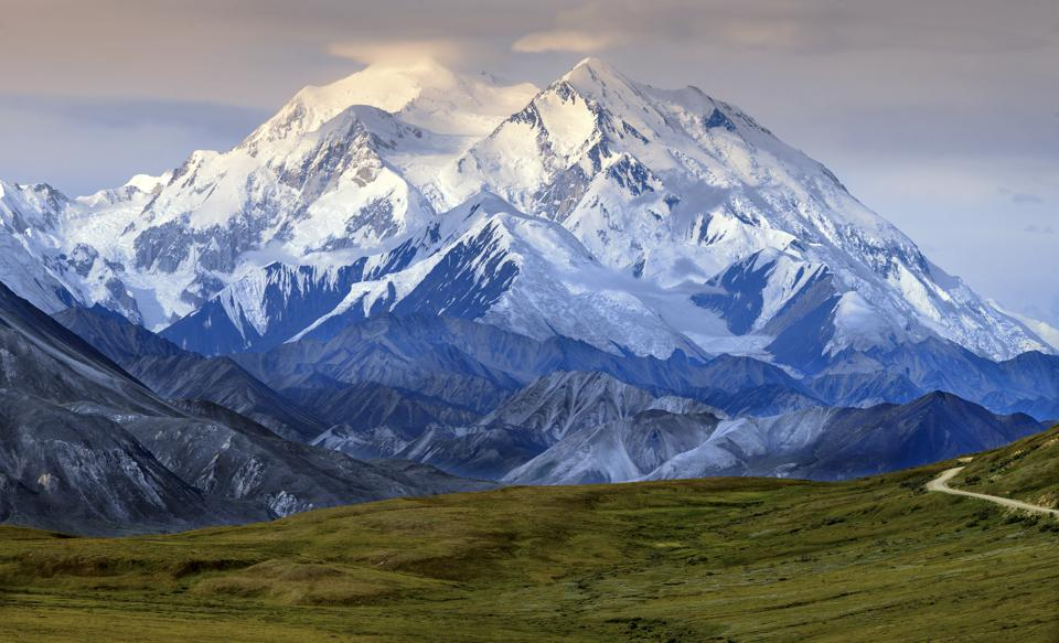 Melting Mount Denali Glaciers Are Exposing A Smelly Sight: Tons Of Human Waste